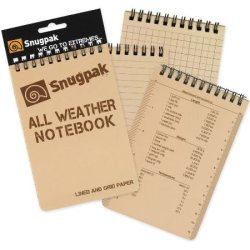 "All Weather Notebook 3"" X 5"" Dt"