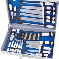 22 Piece Professional Cutlery Set In Case