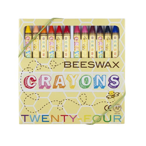 International Arrival's Beeswax Crayons