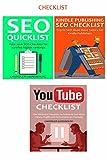 THE ULTIMATE MARKETING CHECKLIST (2016) - 3 in 1 bundle: Kindle Checklist,SEO Checklist & Youtube Video Marketing Checklist