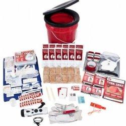 2 Person Guardian Bucket Survival Kit (15.00H X 12.00W X 12.00D)