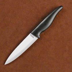 "5"" Ceramic Utility Knife White Zirconium Blade"