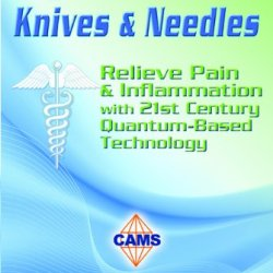 Beyond Pills, Knives & Needles: Relieve Pain & Inflammation With 21St Century Quantum-Based Technology