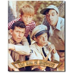 Andy Griffith Show Men Of Mayberry Tv Retro Vintage Tin Sign