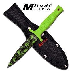 Sale M Tech Zombie Combat /Boot Dagger Mt097Gn