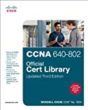 51LS%2BCMHKIL. SL160  Top 5 Books of CCNA Computer Certification Exams for April 21st 2012  Featuring :#4: CCNA 640 802 Official Cert Library, Simulator Edition, Updated (3rd Edition)