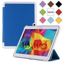 Samsung Galaxy Tab 4 10.1 Case (Sky Blue-1)