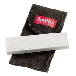 Smith'S Sharpener 4 In. Arkansas Stone With Pouch