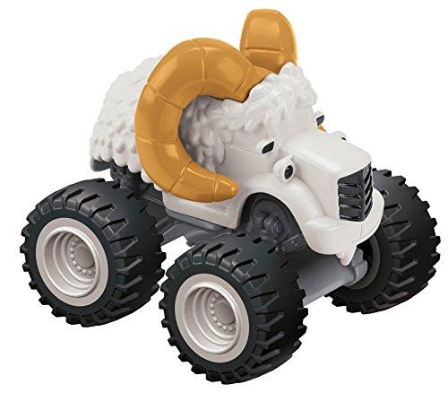 Camión Big Bocina de Blaze y los Monster Machines