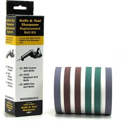 Work Sharp Assorted Belt Kit 09Dx010