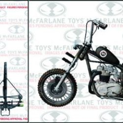 The Walking Dead Tv Deluxe Box Set (Daryl Dixon & Chopper)