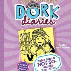 Dork Diaries[Dork Diaries V08 3D][Unabridged][Compact Disc]