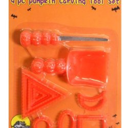 Halloween Pumpkin Carving Tool Set - 9 Pieces