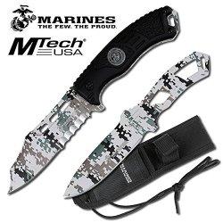 U.S. Marine Corps Combat Knife & Thrower M-1032Cb