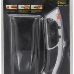 Morris Products 54612 Auto Load Utility Knife-Quick Change Retractable Blade, Auto-Load Utility Knife With Holster