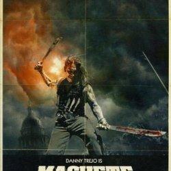 Machete 27X40 Movie Poster (2010)