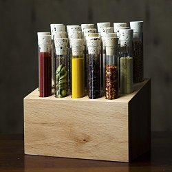 Spiceologist Block -Starter Set With 22 Spices