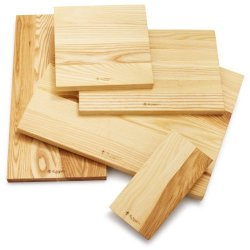 J.K. Adams Ash Wood American Collection Cutting Board, 20-Inches By 15-Inches