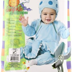 Rubie'S Costume Deluxe Octopus Costume, Blue, 6-12 Months