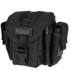Maxpedition M-4 Waistpack, Black