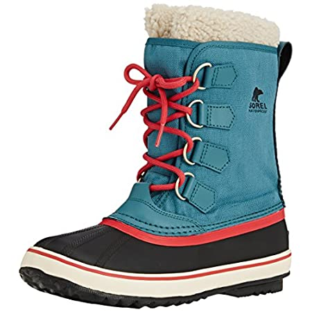 Celebrate snow, slush, and icy rain when you have the Sorel Women's Winter Carnival Boot. Classic Sorel design with relevant styles come together in this warm and waterproof winter boot. Since it's made with a waterproof nylon upper with fully sealed...