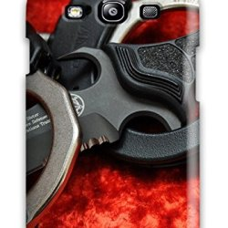 Premium Protection Knife Case Cover For Galaxy S3- Retail Packaging
