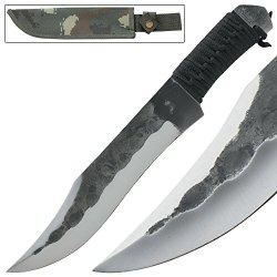 Jungle Warfare Full Tang Hunting Hand Forged Knife