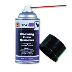 Chewing Gum And Candle Wax Remover, Aerosol