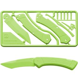 Trigger Knife Kit By Klecker Knives (Zombie Green)
