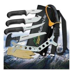 Outdoor Edge Butcher-Lite Portable Butcher Kit