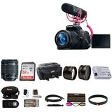 Canon-Rebel-T5i-Video-Creator-Kit-with-18-55mm-Lens-Rode-VIDEOMIC-GO-and-Sandisk-32GB-SD-Card-Canon-Rebel-DSLR-Gadget-Bag-Accessory-Bundle