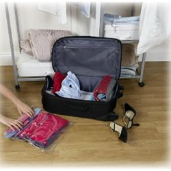 Set Of 2 Travel Roll Storage (Ideal For Clothing)