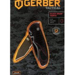 Gerber 30-001751 Fst Drw Tanto Ser