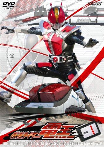 仮面ライダー電王 VOL.1 [DVD]