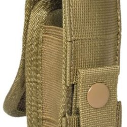 Hazard 4 Mil-Koala Multi-Tool/Flashlight/Pistol Mag Pouch With Molle, Coyote