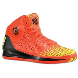 Adidas Rose 3.5 The Spark - Infrared/Electricity/Black (11.5)