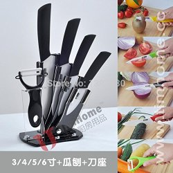 Promotional Tool Kit Export Trade Ceramic Knife Ceramic Fruit Knife Ceramic Knife Liu Jiantao