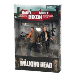 Mcfarlane Toys The Walking Dead Tv Series 4, Merle & Daryl Dixon Brothers, 2-Figure Pack
