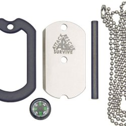 Dog Tag Deluxe Survival Knife.