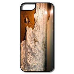 Exotic Protective Beach Waves Iphone 5 Skin