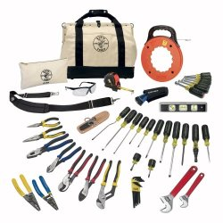 Klein 80141 Journeyman Tool Set, 41-Piece