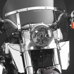 National Cycle Mount Kit For Spartan And Switchblade Windshield Kit-Q142