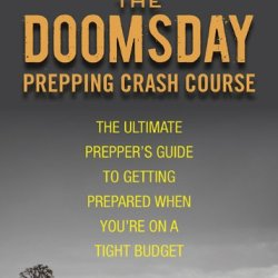 Books Doomsday Prepping Crash Course Book, Brown
