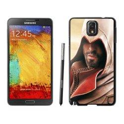 Diy Assassins Creed Desmond Miles Hood Beard Arm Hand Knife Note 3Black Phone Case