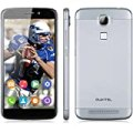 """OUKITEL U10 4G LTE Cellulare 5,5"""" 16MPX Android 5,1 OCTACORE Smartphone 3GB+16GB Argento"""