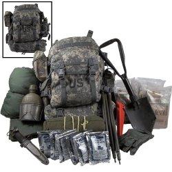 Acu Digital Assault Pack Survival Kit
