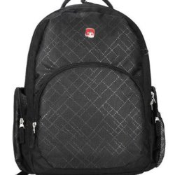 2014 Swiss Gear New Style Classic 14 Inch Computer Notebook Laptop Teblet Daypack Backpack.Sa9945 Black-C1