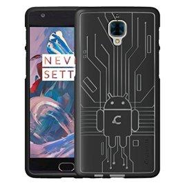 OnePlus-3-Case-Cruzerlite-Bugdroid-Circuit-TPU-Case-for-OnePlus-Three-OnePlus-3-Retail-Packaging