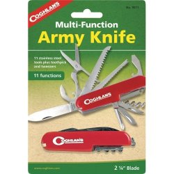 Coghlans 11 Function Army Knife