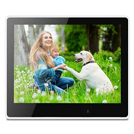 With a high resolution 800 x 600 screen from VFM820-50, your favorite memories come alive in vivid and brilliant picture quality. The unique slim frame design compliments any décor at home or in the office. Enjoy photo slideshow with music background...